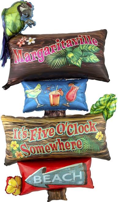 """54"""" Margaritaville Sign"""