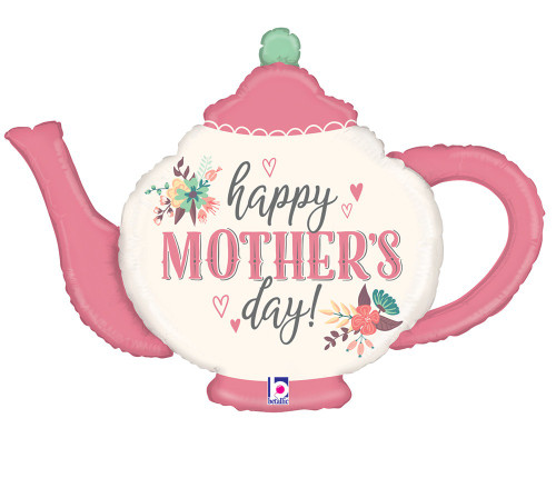 "35"" Mother's Day Teapot Shape"