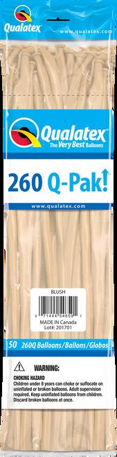 260Q Qualatex QPAK Blush - 50 Ct.