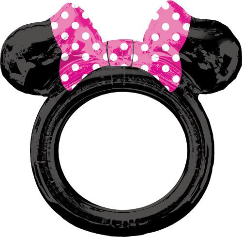 "27"" Minnie Selfie Frame (Inflatable)"