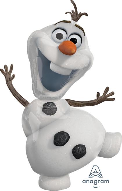 """41"""" Disney Frozen Olaf Shape"""