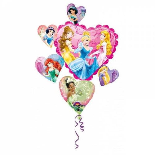 "34"" Princesses Hearts"