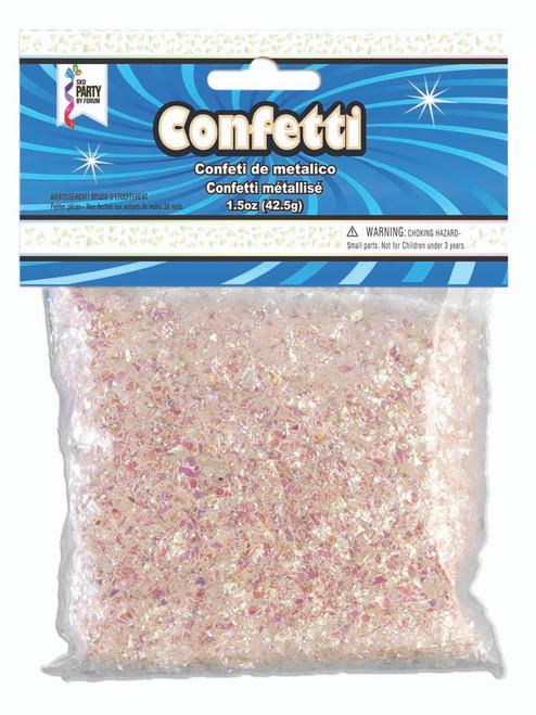 1.5 oz Iridescent Foil Confetti