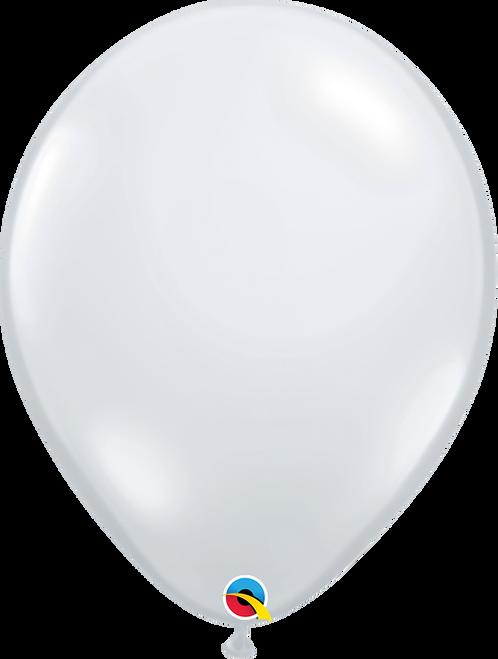 """16"""" Qualatex Diamond Clear - 50 Ct."""