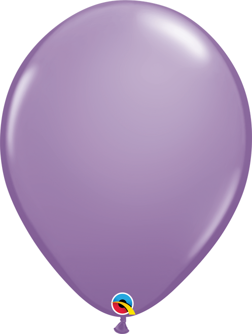 "16"" Qualatex Spring Lilac - 50 Ct."