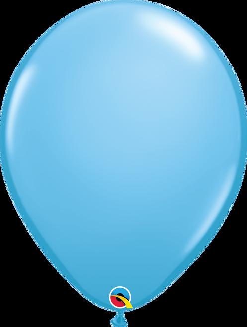 "16"" Qualatex Pale Blue - 50 Ct."