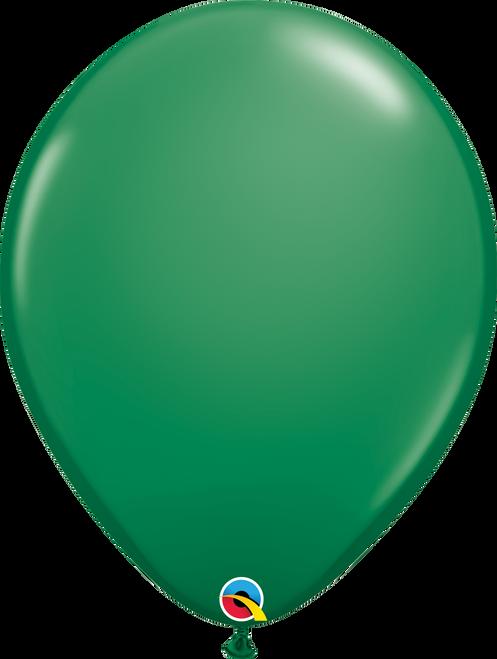 "16"" Qualatex Green- 50 Ct."