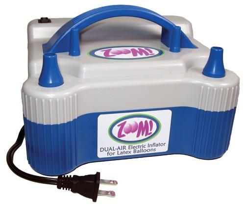 Zoom Dual Air Inflator