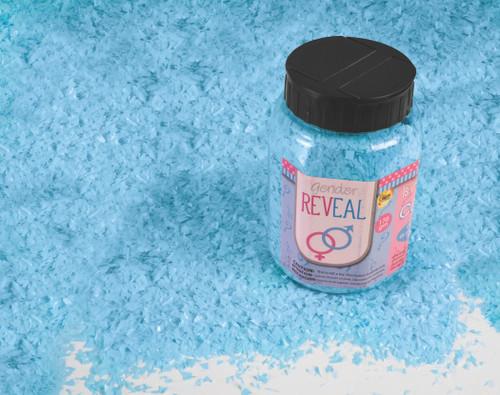 Pastel Confetti 80 g - Blue