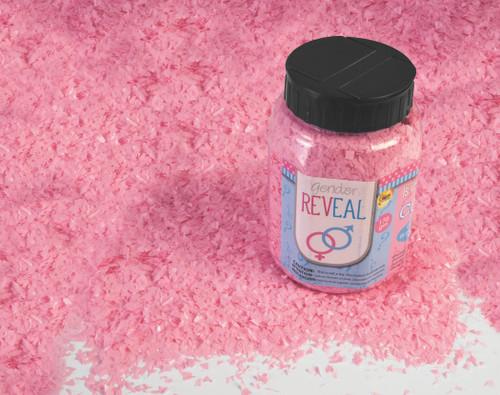 Pastel Confetti 80 g - Pink