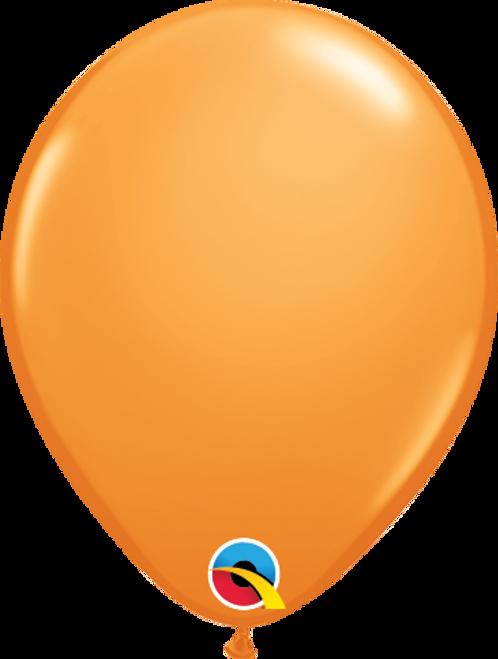 """5"""" Qualatex Orange - 100 Ct."""
