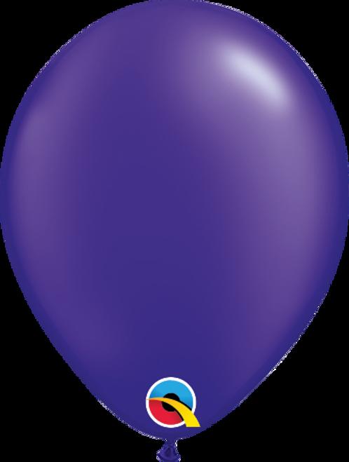 "5"" Pearl Purple - 100 Ct."