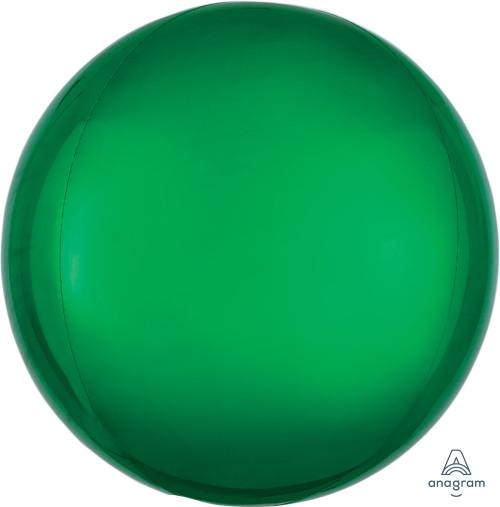 "16"" Green Orbz - 3 ct"
