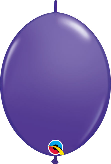 "12"" QuickLink Purple Violet - 50 Ct."