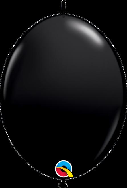 "12"" QuickLink Onyx Black - 50 Ct."