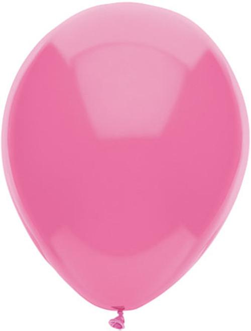 "11"" BSA Passion Pink - 100 Ct."