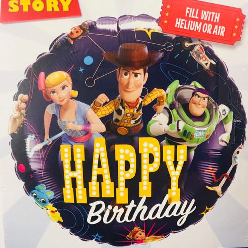 """18"""" Toy Story Happy Birthday"""