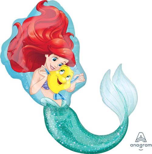 """34"""" Little Mermaid"""