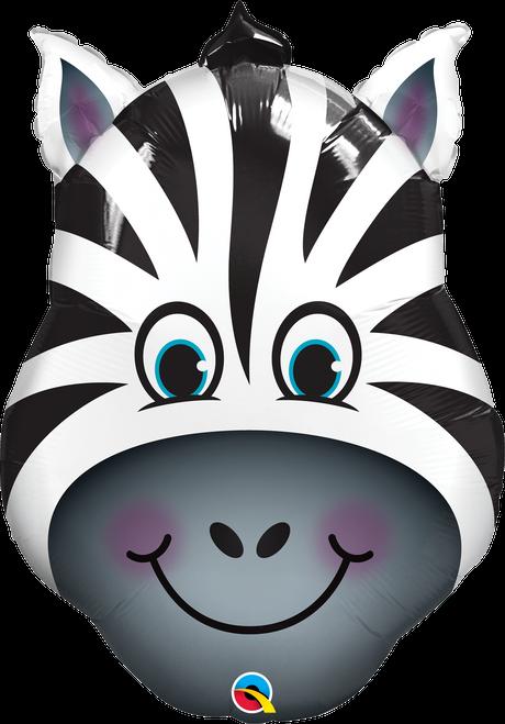 """32"""" Zany Zebra"""