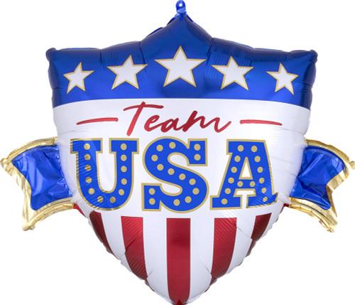 "26"" Team USA - Flat"