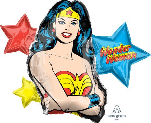 "33"" Wonder Woman Shape"