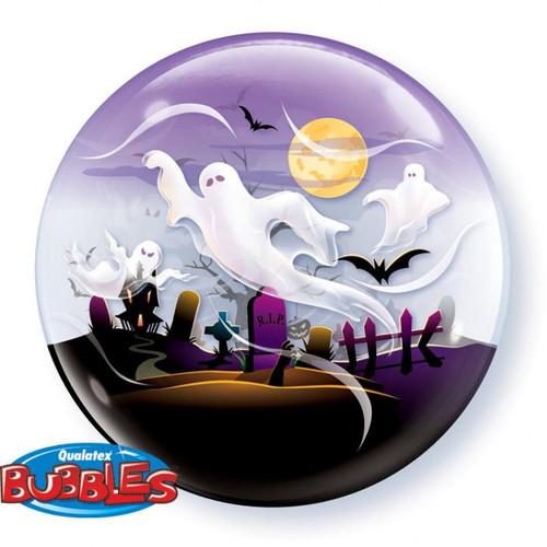 """22"""" Spooky Ghost Bubble"""
