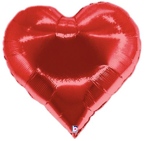 """35"""" Casino Heart"""