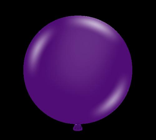 """17"""" Tuf-Tex Crystal Purple 50 Ct."""