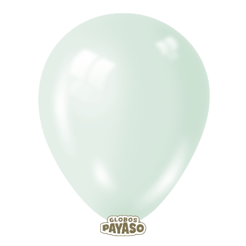 "9"" Celebrity Mint Macaron - 144 Ct."