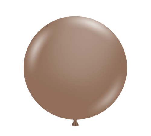 "11"" Tuftex Cocoa - 100 Ct."