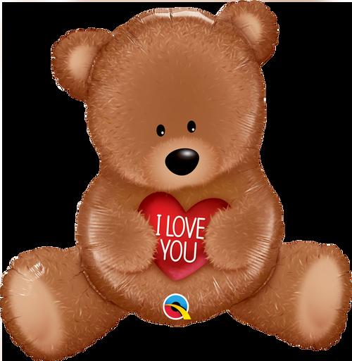 """NEW ARRIVAL! 35"""" I Love You Teddy Bear"""