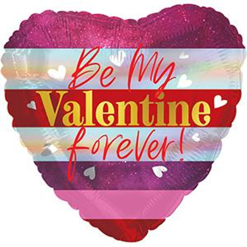 "17"" Be My Valentine Forever"
