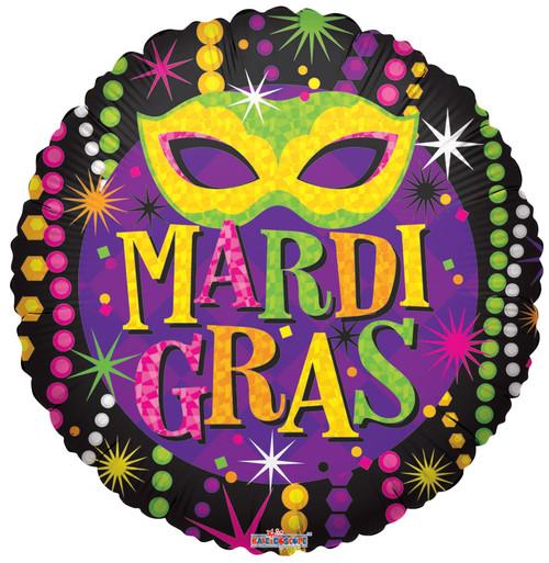 """18"""" Mardi Gras"""