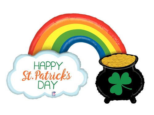 "47"" St. Pat's Pot of Gold"