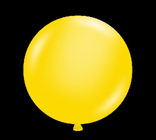 "5"" Tuf-Tex Yellow - 50 Ct."