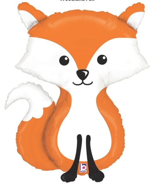 """36"""" Woodland Fox"""