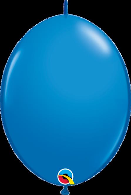 """6"""" QuickLink Dark Blue - 50 Ct."""