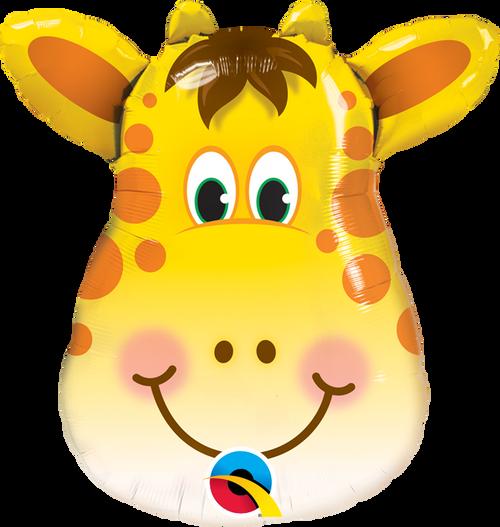 """14"""" Jolly Giraffe - AIR FILL"""
