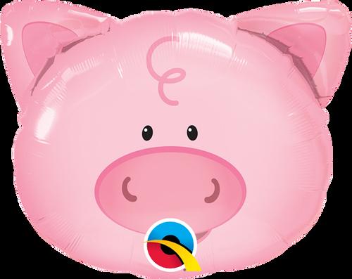 """14"""" Playful Pig - AIR FILL"""