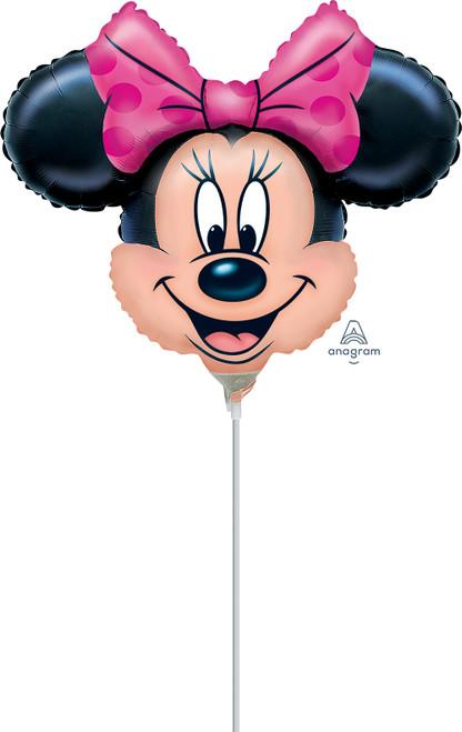 """14"""" Minnie Head - AIR FILL"""