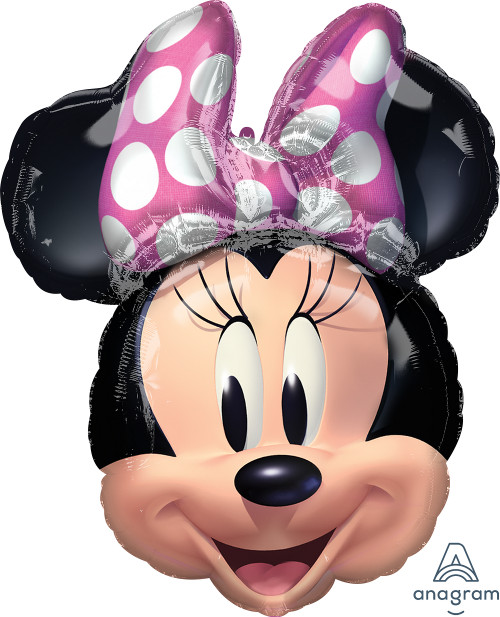 """26"""" Minnie Mouse Forever"""