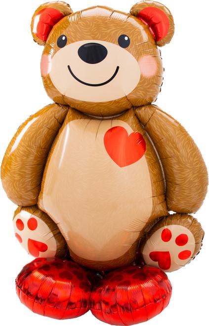 """48"""" Big Cuddly Teddy AirLoonz"""