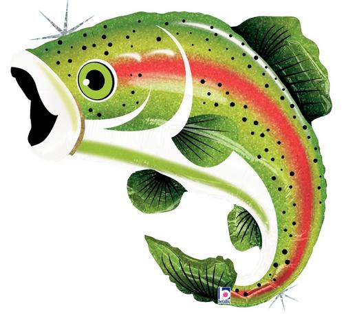 "29"" Rainbow Trout"