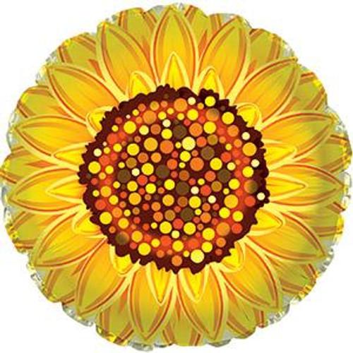 "17"" Graphic Sunflower"