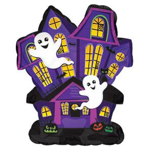 """12"""" Haunted House - AIR FILL"""