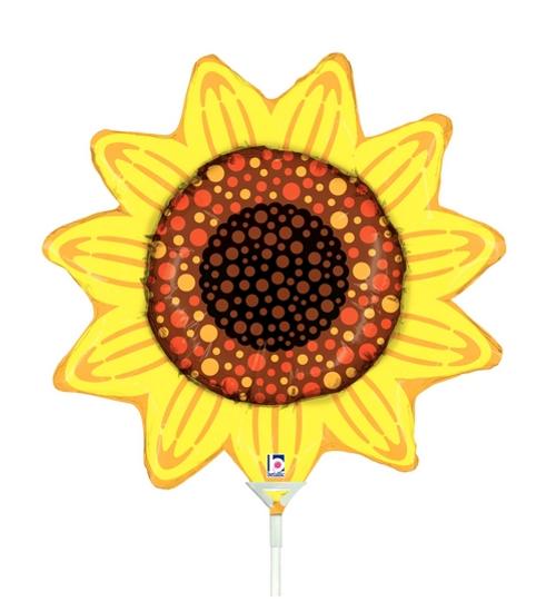"""14"""" Sunflower - AIR FILL"""