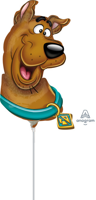 "14"" Scooby Doo Head - AIR FILL"
