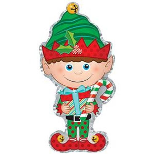 "12"" Santa's Elf - AIR FILL"