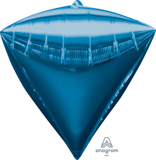 "17"" Blue Diamondz - 3 Ct."
