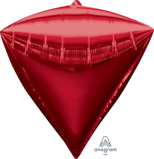 "17"" Red Diamondz - 3 Ct."